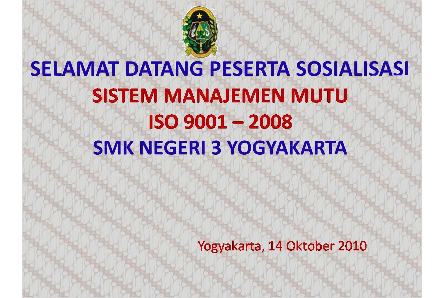 3 Tujuan Dilaksanakan Sosialisasi Politik