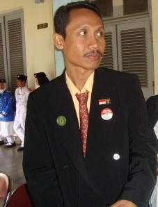 Setyo Budi Sungkowo, S.Pd